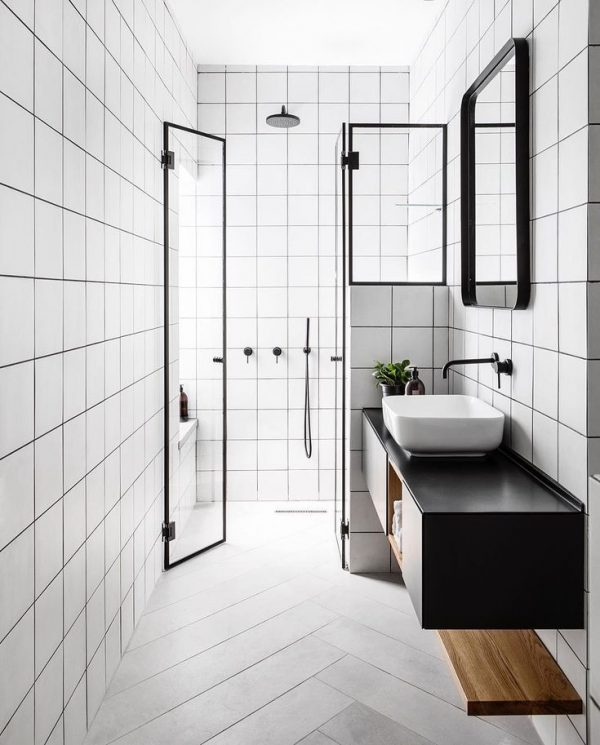 ¿Cómo diseñar un baño sin tener que romper y botar todo?